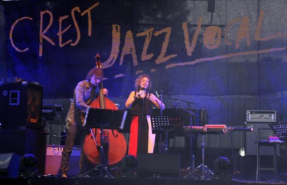 Laura Corallini&Marcel Krömker live Crest